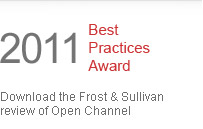 Frost & Sullivan - Best Practices Award 2011