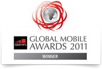 GLOBAL MOBILE AWARDS 2011